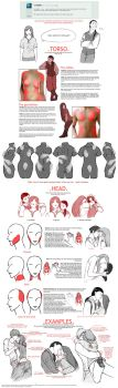 Tutorial: Hands while kissing by Uzlo
