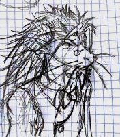 Doodle of Vaer by Zanen