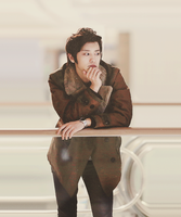 EXO-K Charismatic Chanyeol by ambieshinee