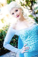 Elsa Snow Queen by TemaTime