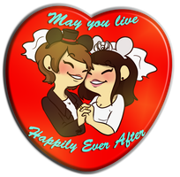 Happily ever after by TheLittlehoneybee