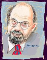 ALLEN GINSBERG 1994 by NCMALLORY
