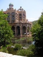 Lost City Hotel 1 by ValkeryMillenia