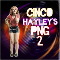 Hayley's PNG 2 by justaghoost