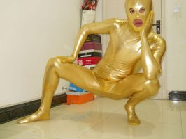 He looks funny by mysexyzentai
