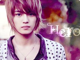 Kim Jaejoong by The-chose-none