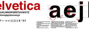 Helvetica, examined by wimwim
