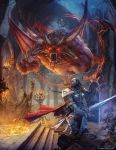 paizo publishing illustration by Okmer