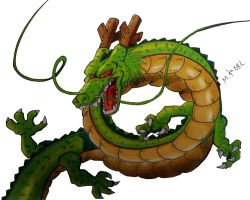 Shenlong by MikeES
