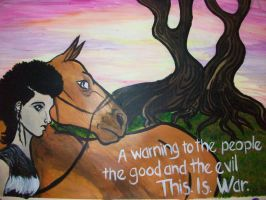 This Is War -Painting Final- by Bandach