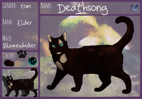 Deathsong Ref by PatchyFallenstar