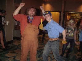 Shadocon 2012 ~ Wreck It Ralph! by DespicablyAwesome