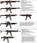5.9x43mm assault rifles by Kazanlak10