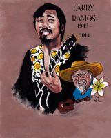 Larry Ramos (1942 - 2014) - The Association by smjblessing