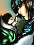 Zhao Yun and A Dou (Liu Shan) by AiridAndMewtwo