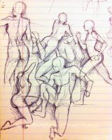 Much Needed Figure Drawing by shortpinay