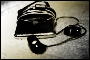 iPod by cstm