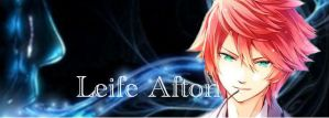 Leife Banner by h20pologirl33