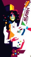 Slash in wpap - edho by edhoartwork