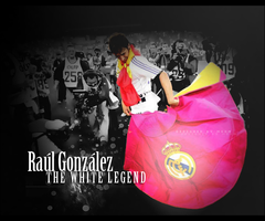 RAUL - THE WHITE LEGEND by Mxxm10