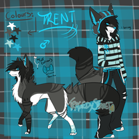 Trent Ref by TragedyStreet