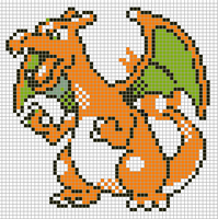 Charizard by Hama-Girl