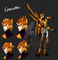 Transformers:Prime Crosscutter by Z-KarmaCage