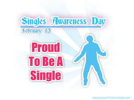 Happy Singles Awareness Day 1 by tayzar44