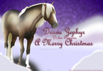 Deava Zephyr Christmas by TheLoneDucky