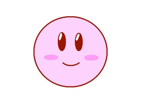 Kirby by MatsuDoodler