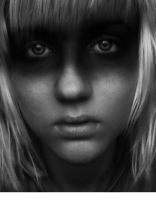 sad eyes by nello-nello