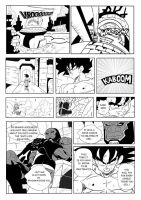 Page110 - Son Goku and Superman: The Clash by Einstein001
