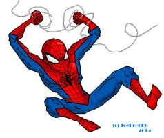 JoeProCEO's Spider-Man 2014 by JoeProCeo