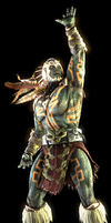 Kotal Kahn (Primary) by Yare-Yare-Dong
