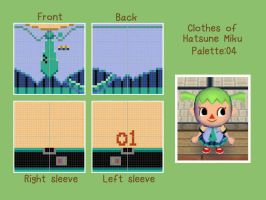 Animal Crossing:My Pattern 05' by iguru71