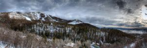 Steamboat Pano by sp1te