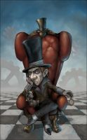 The Mad Hatter by Zeeksie