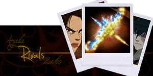 .Azula.:.Rivals.:.Zuko. by Ozai-Fanatic