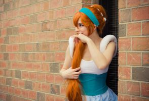 Thumbelina - Cosplay 1 by TwilightSaphir
