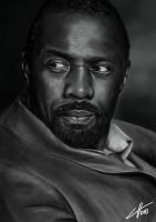 Idris Elba by 5IC