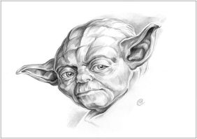 Yoda - lovely big ears by Callista1981