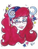 Sailor Fan by aprilmdesigns