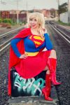 Supergirl V by EnchantedCupcake
