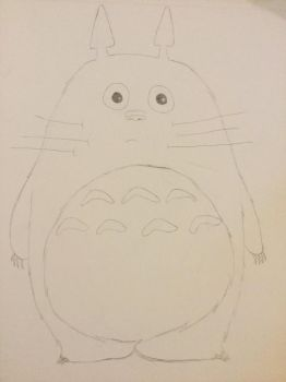 Totoro  by Concho10