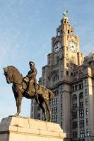 Liver Building by scarabanza