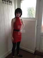 Resident Evil 2 Ada Wong cosplay 3 by MasterCyclonis1