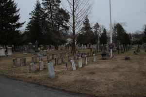 Bloomfield Cemetery -All Veterans Section by jswis