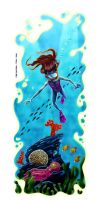 down in the sea by frkviloria