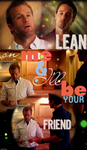 McDanno Lean on me by mistofstars