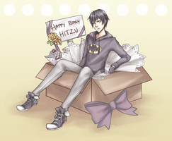 Happy Birthday Hitzu! by Pickelda